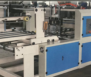 Automatic Carton Folder Gluer Machine