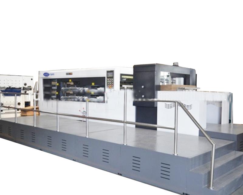 Latbed Automatic Die-Cutting Machine