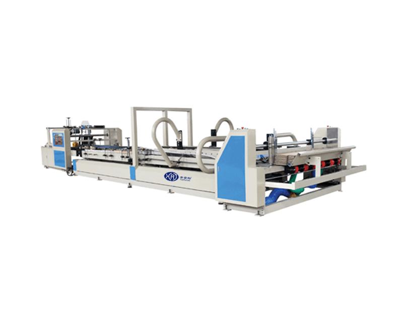 SCarton Folder Gluer Machine