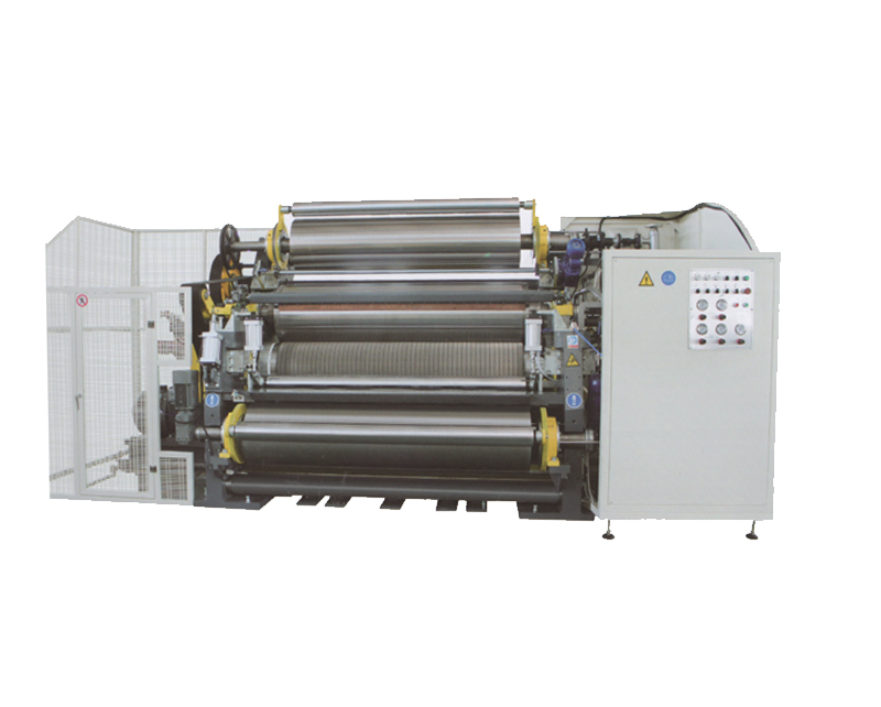 7 Ply Corrugated Paperboard Production Line