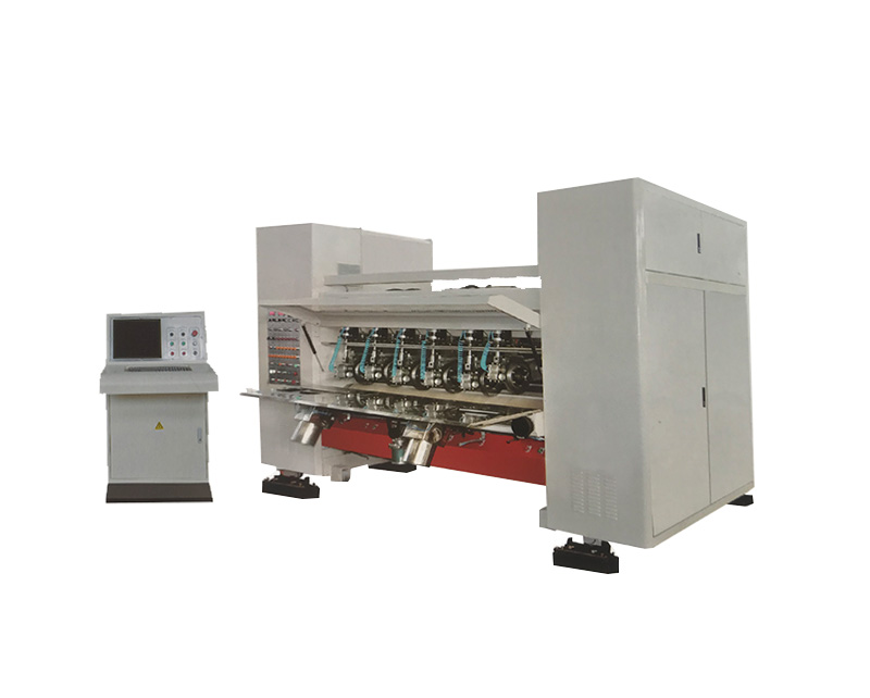 Double Layer Corrugated Cardboard Production Line
