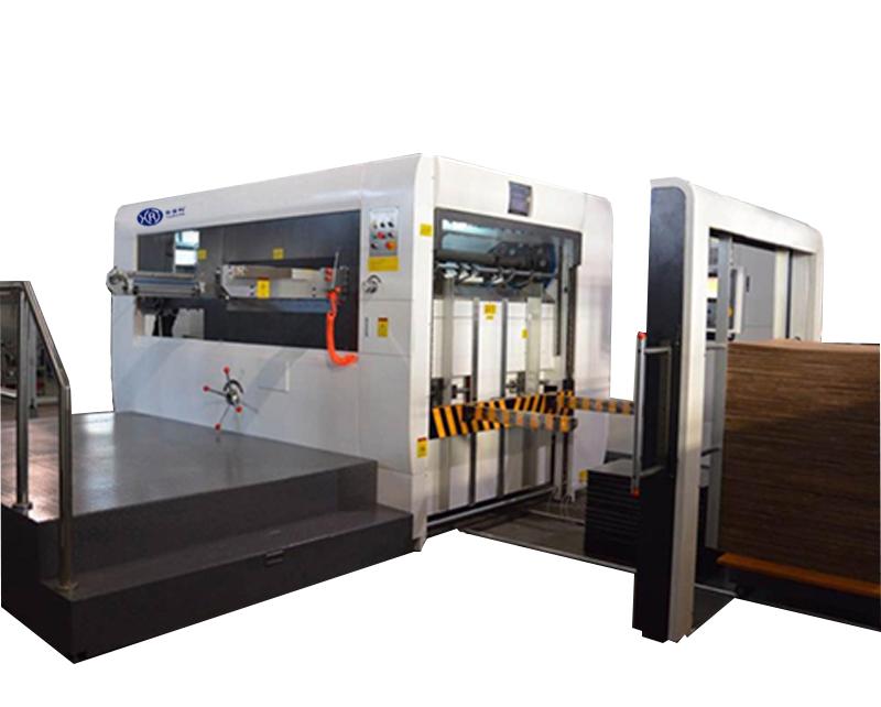 Semi-automatic Die-Cutting Machine