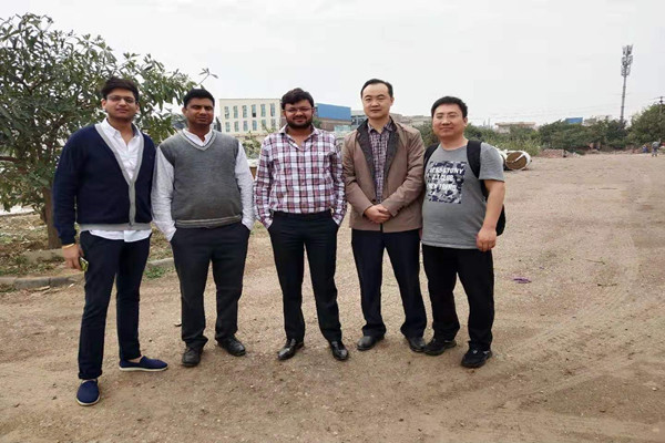 RINO Visited Indian Customers!