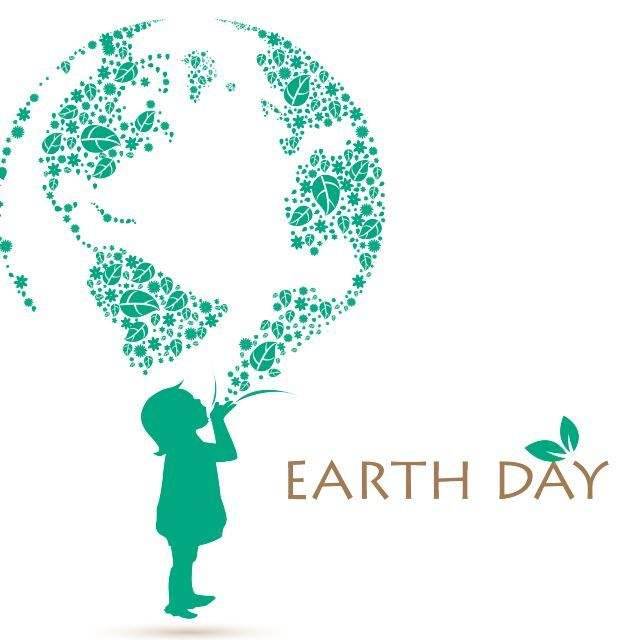 Earth Day,protect our planet home!
