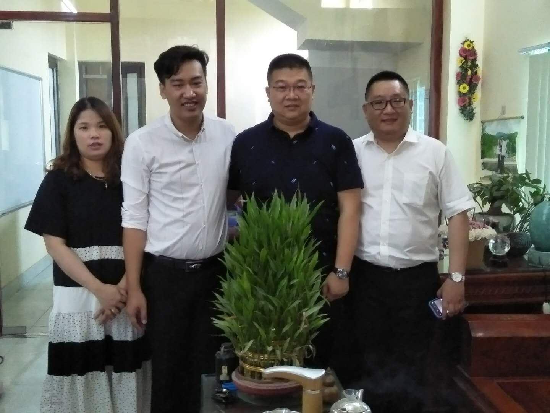 RINO Visited Vietnam Customer!