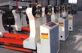 3,5,7 layer carton box making corrugated cardboard production line