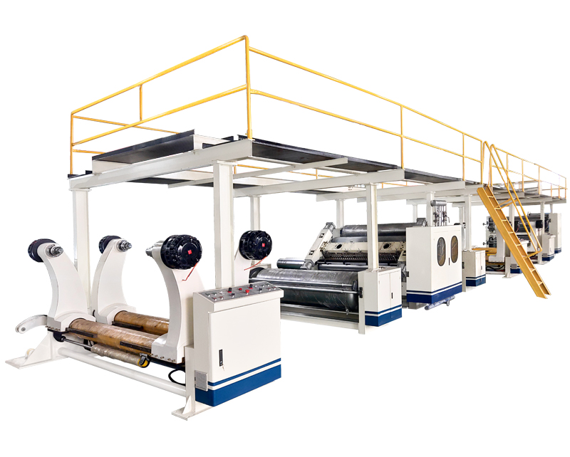 2 Ply Corrugated Cardboard Production Line