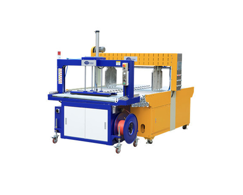 Automatic Strapping machine with Press-top