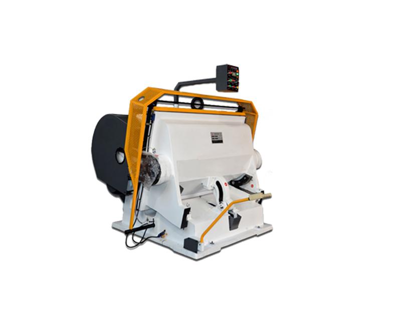 Manual  die-cutting and creasing machine