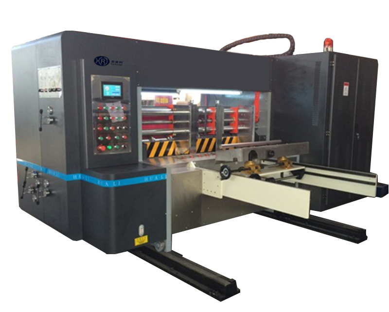 Rotary die-cutting machine(Lead edge feeding)