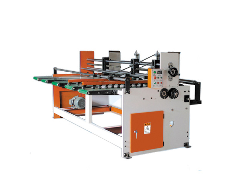 Automatic cardboard feeding machine