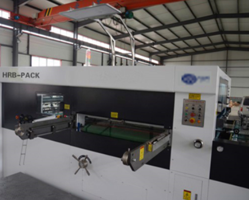 Automatic  Feeder feeding die-cutting and creasing machine