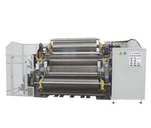 What is the purpose of the Corrugated Cardboard Production Line?