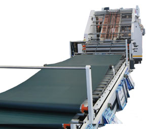 Five Characteristics Of Corrugated Cardboard Machine