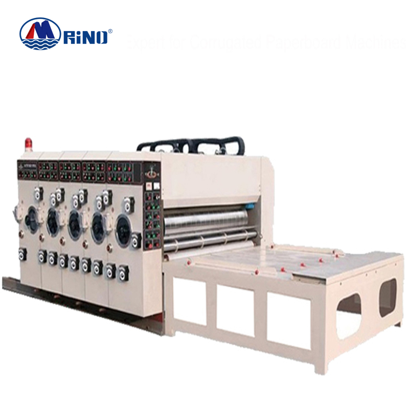 corrugated paperboard Longway board flexo printer