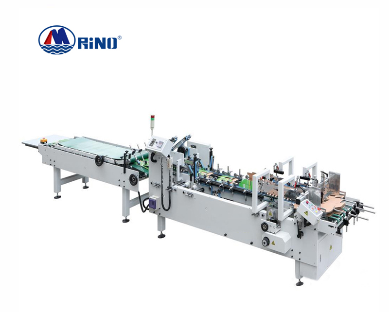 Automatic Paper folder gluer machine