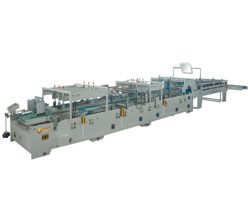HRT Paper Folder Gluer Machine