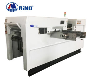 What Is The Main Process Of The Die Cutting Machine?