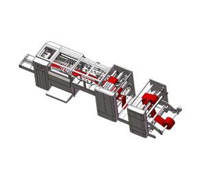 Industry Development Of Paper Bag Machine