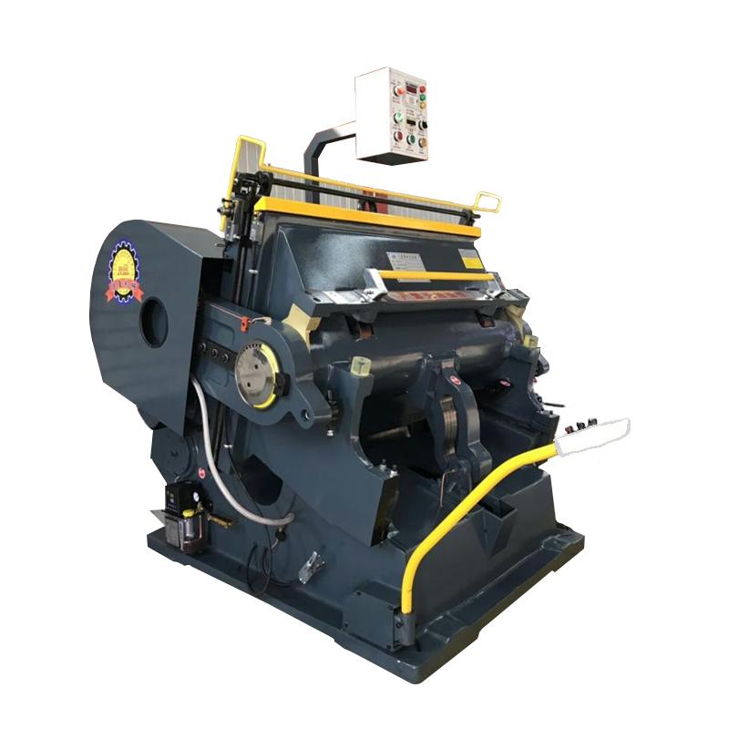 Manual Corrugated Cardboard Die Cutting and Creasing Machine