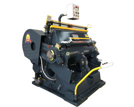 Manual Corrugated Cardboard Die Cutting and Creasing Machine