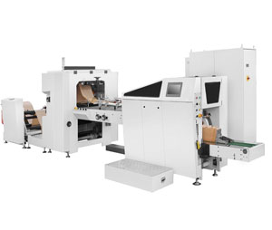 Fully Automatic Paper Bag Machine's Binding And Glue