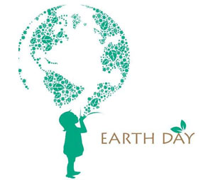 Earth Day, join hands to protect our planet home!