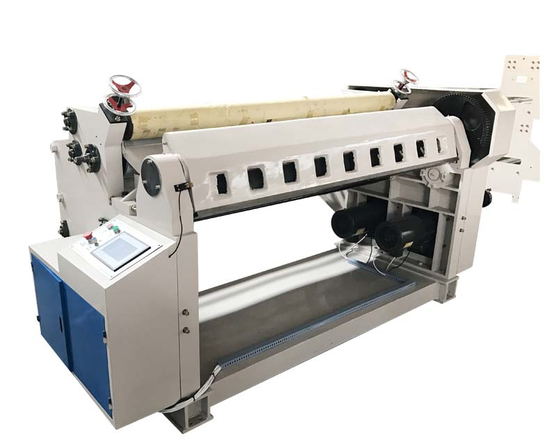 NC Helical Knife Cutting Machine