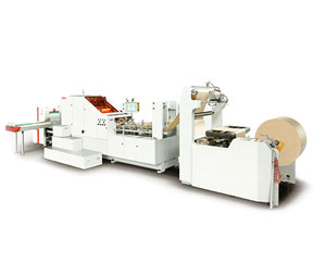 Why Is It More To Use The High Speed Paper Bag Machine To Make Paper Bags?