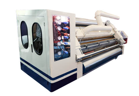 Corrugated Production Line
