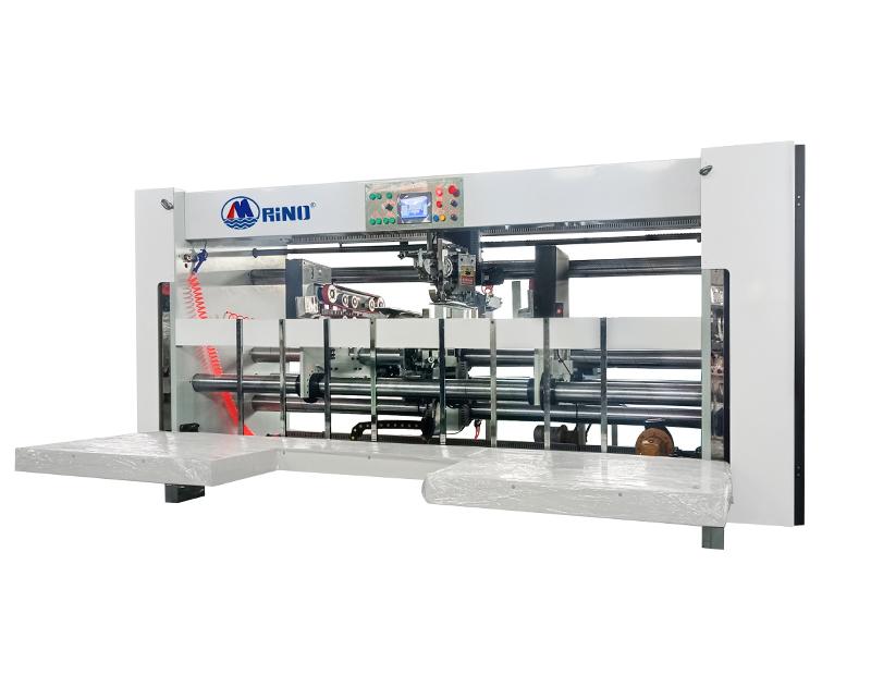 Double Piece Carton Box Stitching Machine