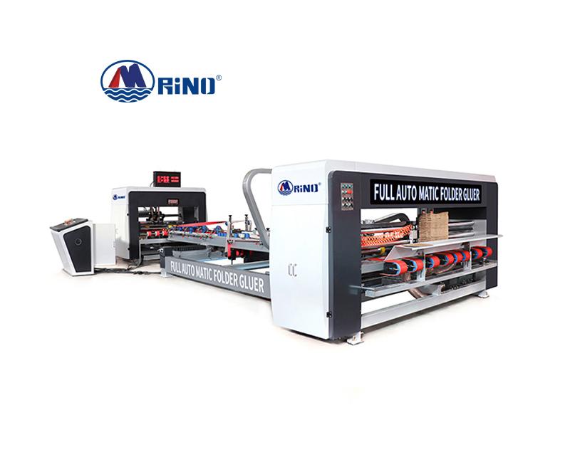 High Speed Folder Gluer Machine
